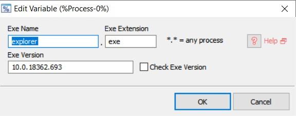 edit process